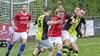 Jordi Klompe schiet Spirit'30 naar overwinning op Schoten