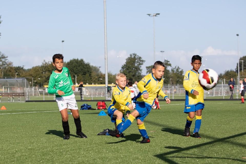Sport is belangrijk voor de gezondheid van kinderen.