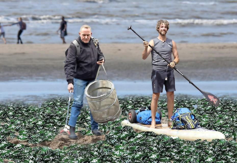 Dirk Groot en Merijn Tinga.