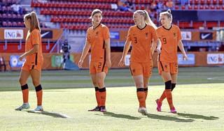 Kop en Van der Gragt bij OranjeLeeuwinnen voor Olympische Spelen, Kaagman moet nog afwachten