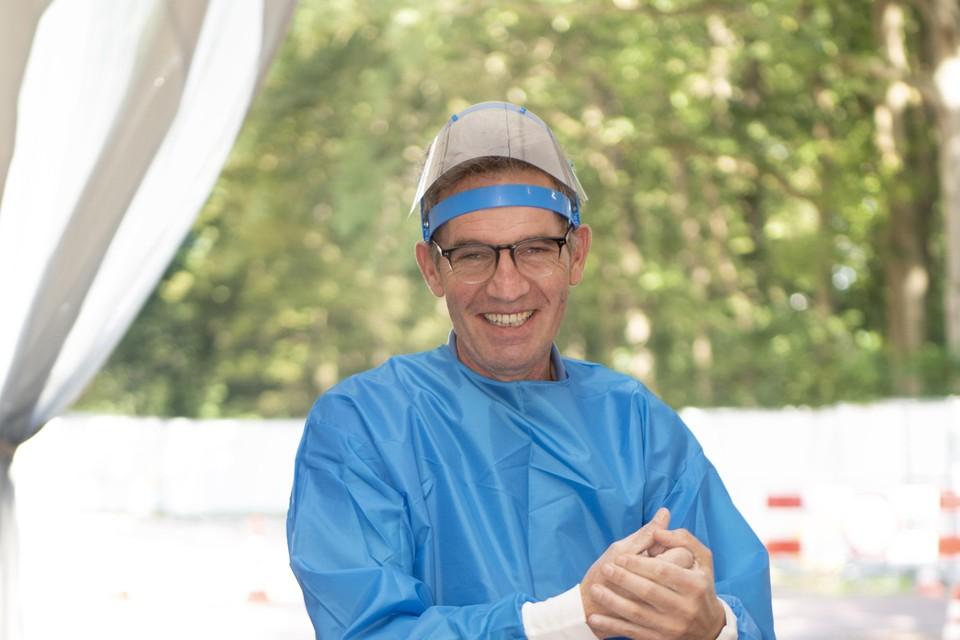 Jan Kruisheer schrijft over zijn ervaringen in de teststraat.
