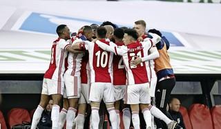 Ajax verslaat Vitesse en wint KNVB-beker voor 20e keer