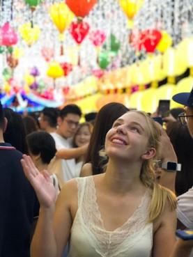 Studente Iris Reitsma (21) blijft in onrustig Hongkong, tegen dringend UvA-advies in