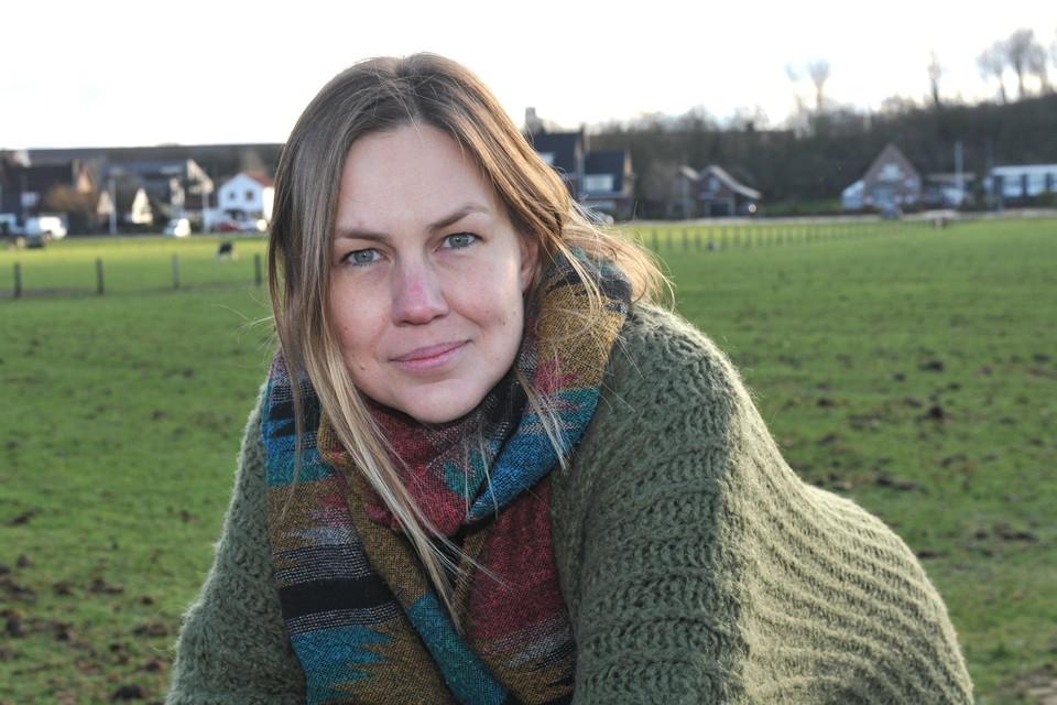 Annabel Aardenburg: ,,Eigenlijk is het Dorpsplan nooit klaar.''