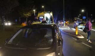 Voetganger gewond bij aanrijding op zebrapad in Den Helder