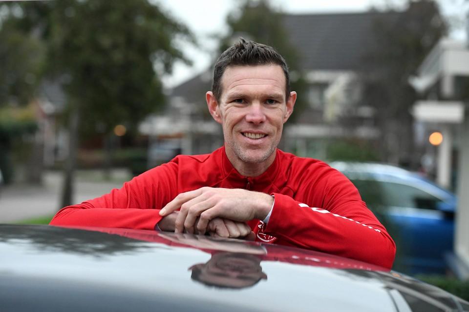 Na zijn jaren als speler is Erik Heijblok keeperstrainer bij Ajax: 'Ik kan een betere trainer worden dan dat ik ooit keeper was'.