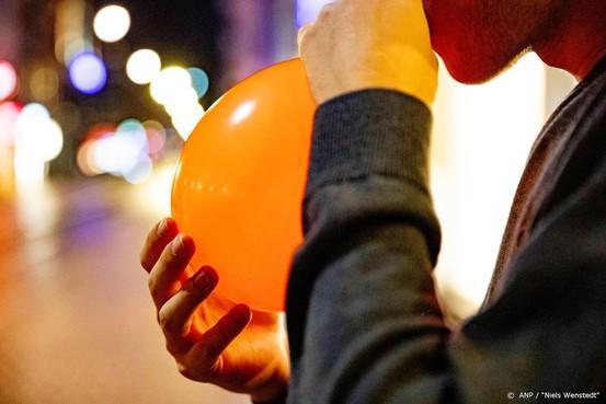 Denemarken verbiedt verkoop van lachgas aan minderjarigen