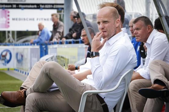 Raymond Bronkhorst verruilt ADO'20 na dit seizoen voor FC Lisse: 'Zelfde visie over voetbal'