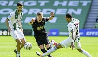 AZ kan voorronde Champions League vergeten na teleurstellend optreden in Groningen [video]
