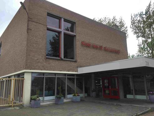 Net verbouwde Kerk van de Nazarener in Haarlem moet mogelijk wijken voor woningbouw: 'Ons gebouw ligt op ideale plek'