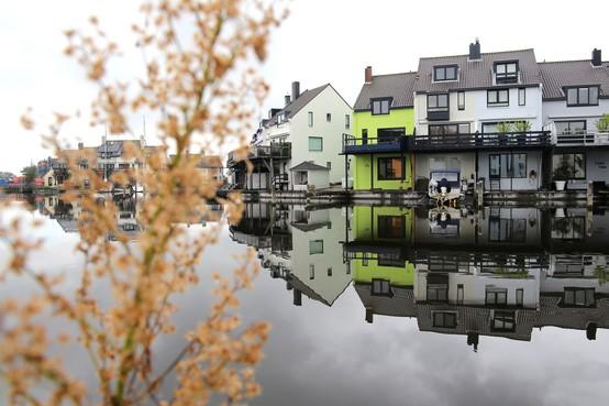 Eigenares (82) groene huis: 'Ik voel me net een kind'