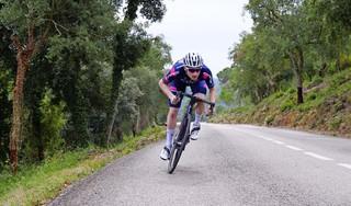 Zandvoortse wielrenner Jesper Rasch leert van klein duwtje van Mark Cavendish