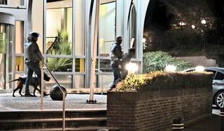 Drie aanhoudingen door arrestatieteam in hotel Egmond aan Zee
