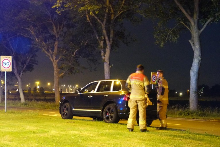 15-jarig meisje omgekomen bij ongeluk in Heerhugowaard, mogelijk straatrace [video]