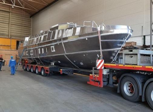 Helderse scheepswerf bouwt met Hydrograaf nieuwe boot voor marine