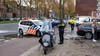 Automobilist aangehouden na botsing met scooter in Haarlem