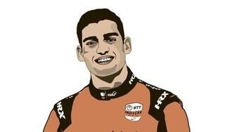 Rinus van Kalmthout: Met racecollega's meestal alleen app-contact, maar nu ook een gezamenlijke training op de racefiets | column