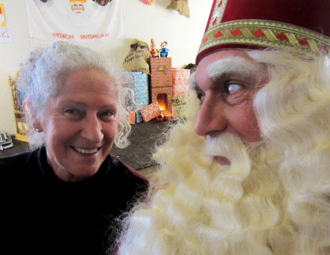 Heilig Vuur: Studio Stim kan Sinterklaas niet missen