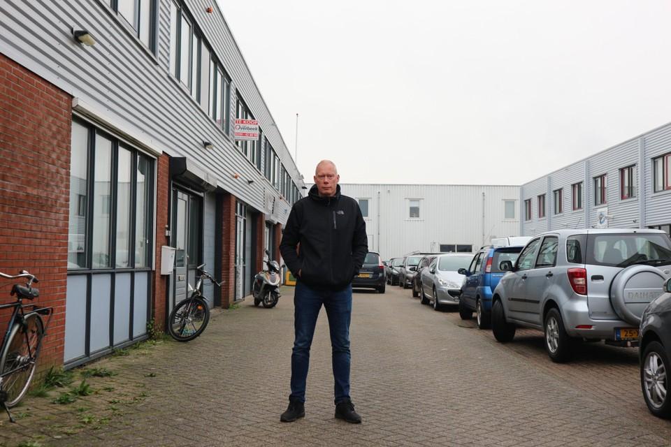 Gert-Jan Schipper helpt meerdere jongeren als jongerenwerker.