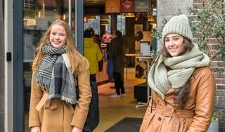 'Een welkom vitamientje in een periode zonder perspectief' - veel animo voor culinaire wandeltocht door Zaandam