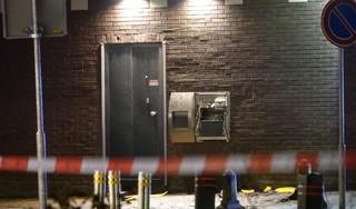 Flinke schade aan pand bij plofkraak in Enkhuizen [video & update]