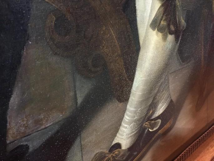 Meekijken over de schouder van een restaurator? In het Westfries Museum kan het [video]