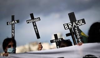 Brazilië passeert grens van 500.000 coronadoden