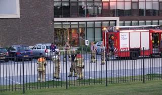 Vier personen naar ziekenhuis na brandje bij Peijnenburg in Enkhuizen