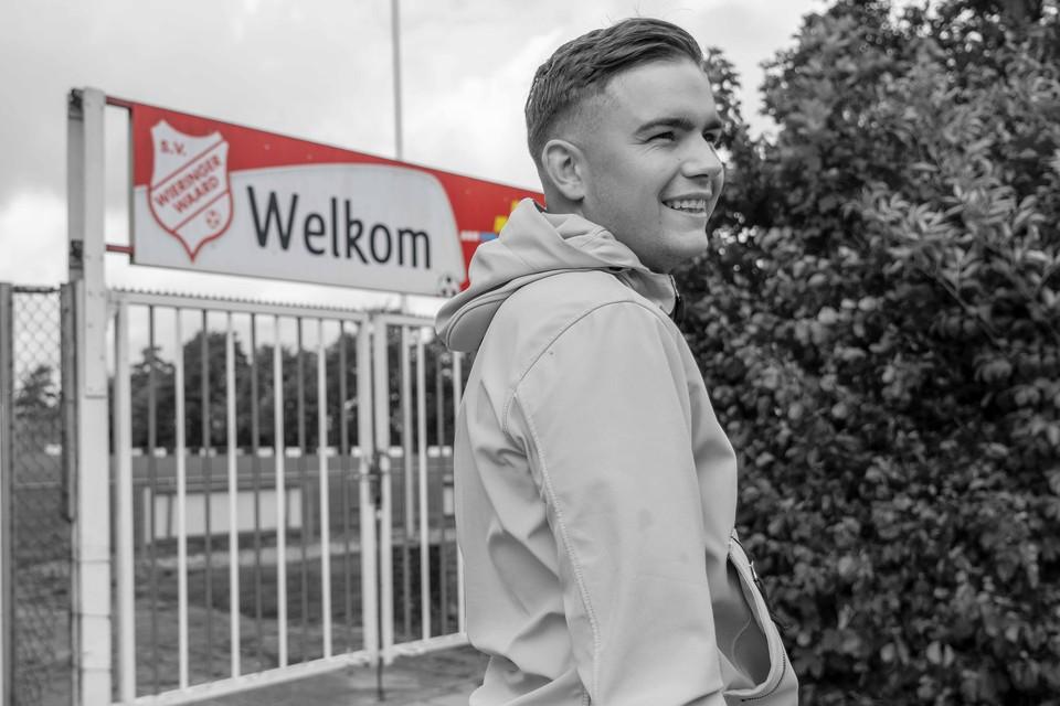 Roy Luik terug in Wieringerwaard. Uitdagingen elders zijn betrekkelijk, vindt hij. 'Dat uitstapje heb ik al gemaakt'