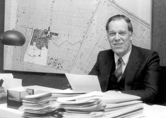 In memoriam: Sjoerd Post (1932-2019), een aimabele winkelier en wethouder