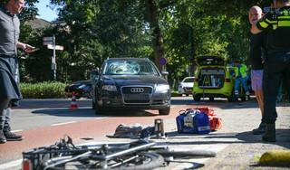 Meisje gewond bij aanrijding met auto in Loosdrecht
