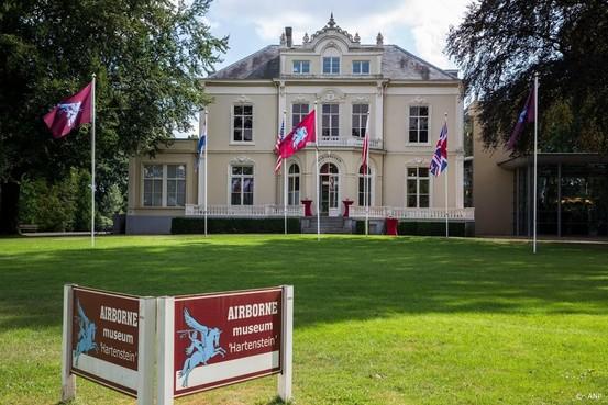 Villa Hartenstein hoofdrol in Airborne Museum