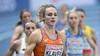 Vijfde plek voor Lieke Klaver op 400 meter tijdens EK indooratletiek in Polen