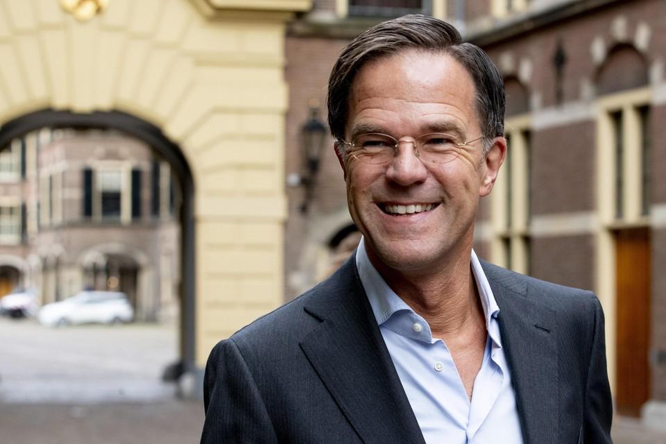 archiv bild Hollands Dagblad Mark Rutte gibt die Kampagne auf, um sich auf Cor... - Noord Hollands dagblad