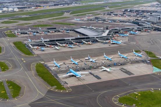 'Luchthaven in zee zeker tot 2050 van de baan'