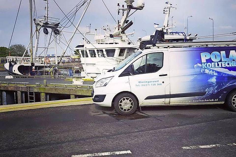 Polar werkt onder meer voor de kottervloot van de Noordkop.