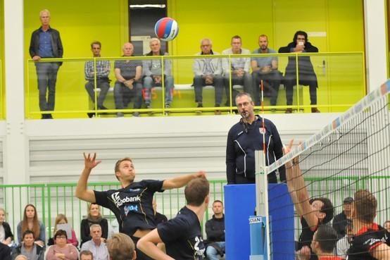 Zaanstad-volleyballer Lars de Boer nam bewust afstand van zijn team tijdens lange revalidatie na schouderoperatie
