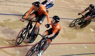 Olympisch duo Havik/Van Schip is het winnen nog niet verleerd, zege in koppelkoers Gent