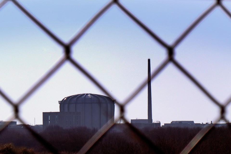 ECN-reactor in Petten.