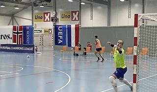Hovocubo krijgt op Noorse bodem één training de tijd om het coronaroest van zich af te schudden en er Europees direct te staan