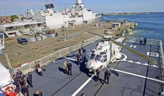 Marinestad Den Helder in rouw om dodelijke crash NH90: 'Ik krijg wéér kippenvel'