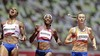 Atlete Nadine Visser vijfde in finale 100 meter horden