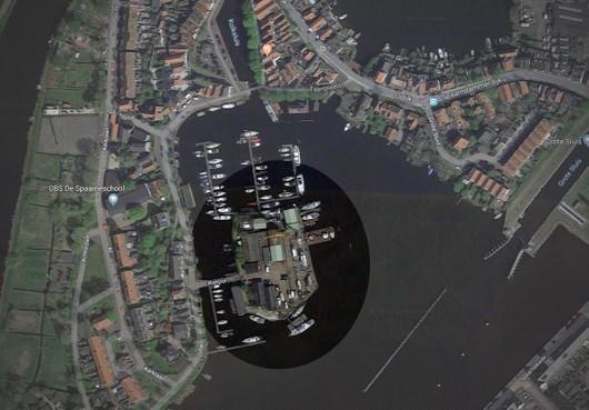 Rietpol moet 'Riethaegh worden: nieuwe eigenaar wil luxe woningen op eiland in jachthaven Spaarndam