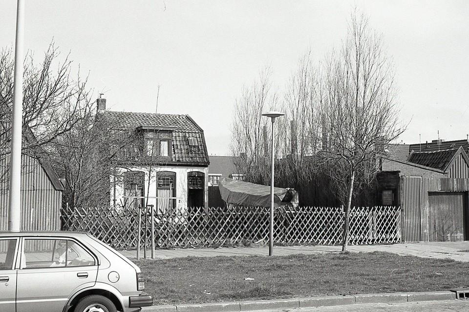 De rokerij van Zwagerman aan de Ruyghweg.
