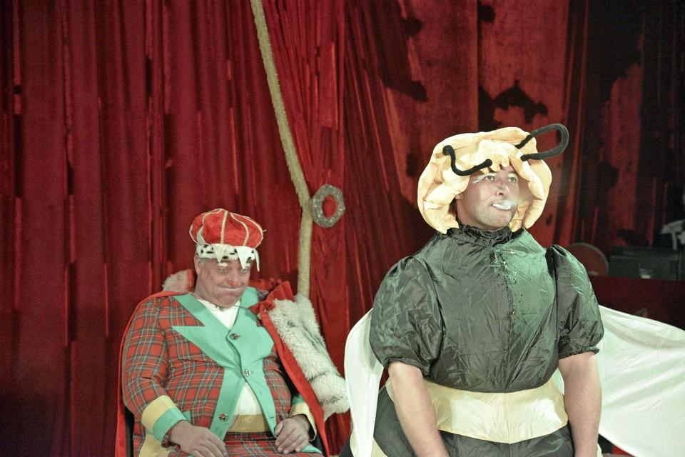 Circus Barani is een echt familiecircus.