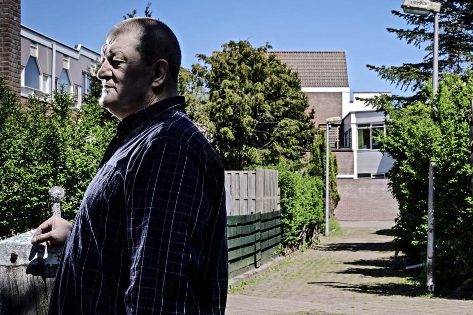Ex-topcrimineel Peter. ,,Ik had geen zin meer in dat oude leven. Den Helder was voor mij de ideale plek om opnieuw te beginnen. Ver weg van alles.''
