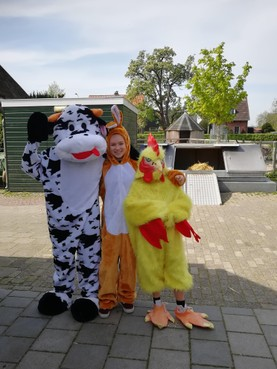 Hoornse kinderboerderij De Woid af en toe noodgedwongen dagje dicht door vrijwilligerstekort [video]