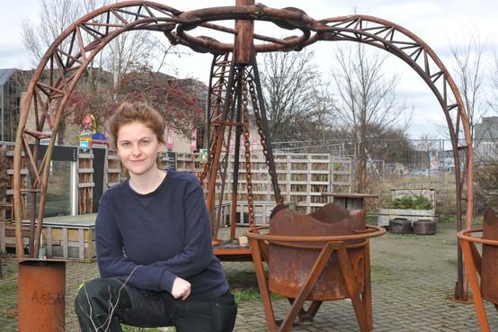 De Broedmachine aan de Parallelweg in Beverwijk is een artistieke bijenkorf met zoemende ondernemers. Met binnenkort ook een muziekpodium