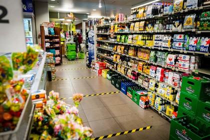 'In de supermarkt zuchten we eens opvallend diep als iemand te lang bij de witlof staat'; Remko Gerssen schreef column 'Stoelendans' als oproep op onze vraag 'Hoe gaat het met u?'