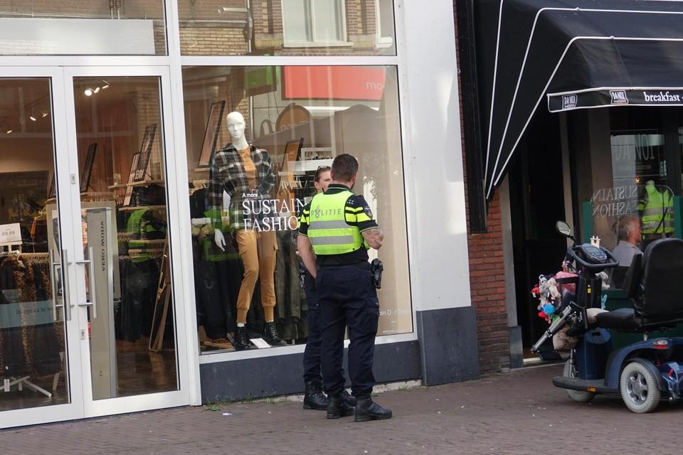 Op 12 september vorig jaar overviel een gewapende jongen kledingwinkel Vero Moda in Hoorn.